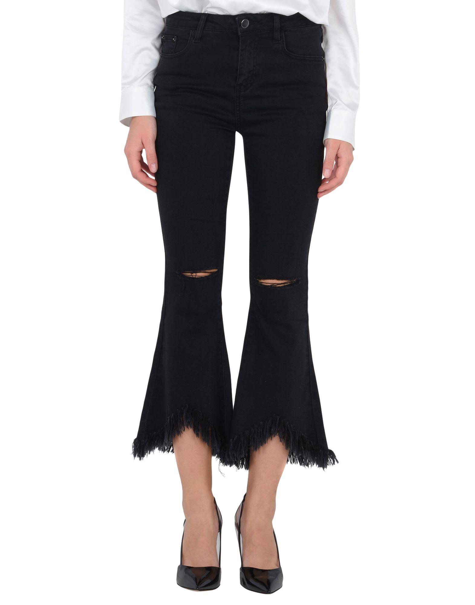 JOVONNA Джинсовые брюки dismero джинсовые брюки