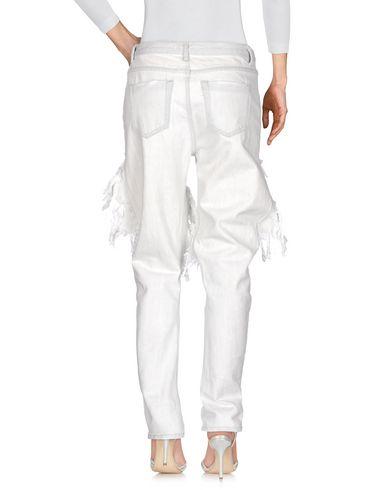 Фото 2 - Джинсовые брюки от GLAMOROUS цвет слоновая кость