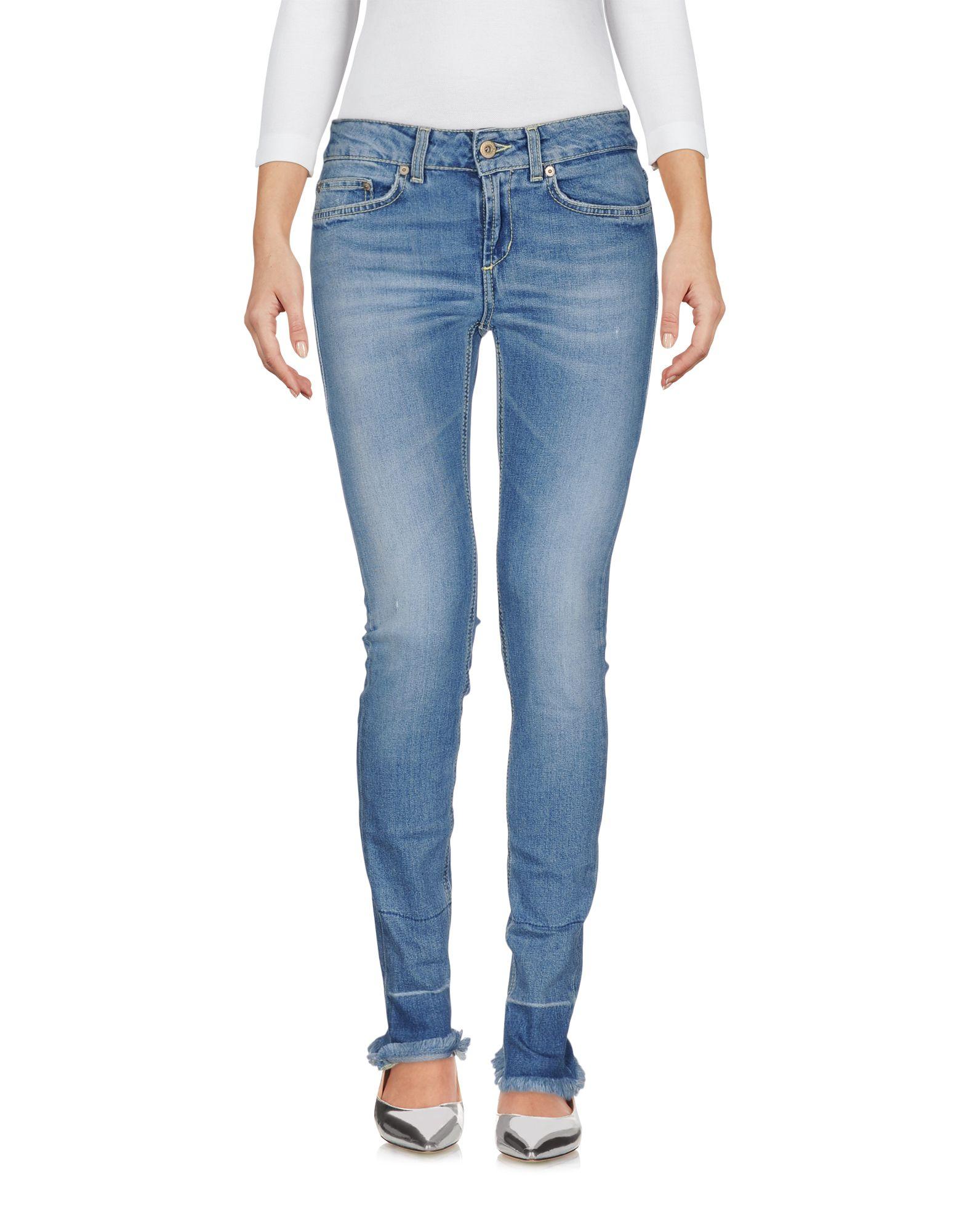 DONDUP Джинсовые брюки dismero джинсовые брюки