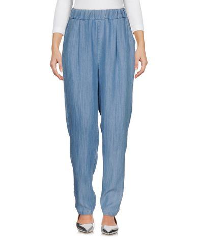 ANDREA MORANDO Pantalon en jean femme