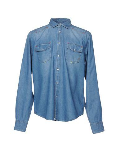 Джинсовая рубашка от ICE PLAY