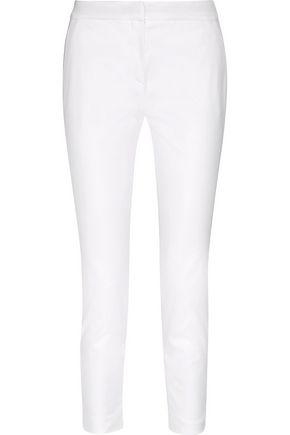 ROBERTO CAVALLI Mid-rise slim-leg jeans