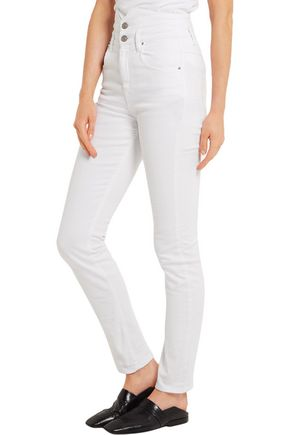 ISABEL MARANT ÉTOILE Earley high-rise skinny jeans