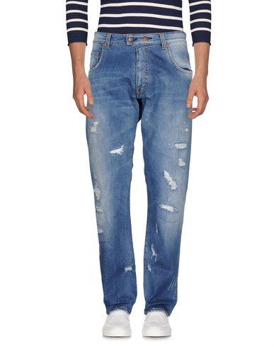 Фото - Джинсовые брюки от REIGN синего цвета
