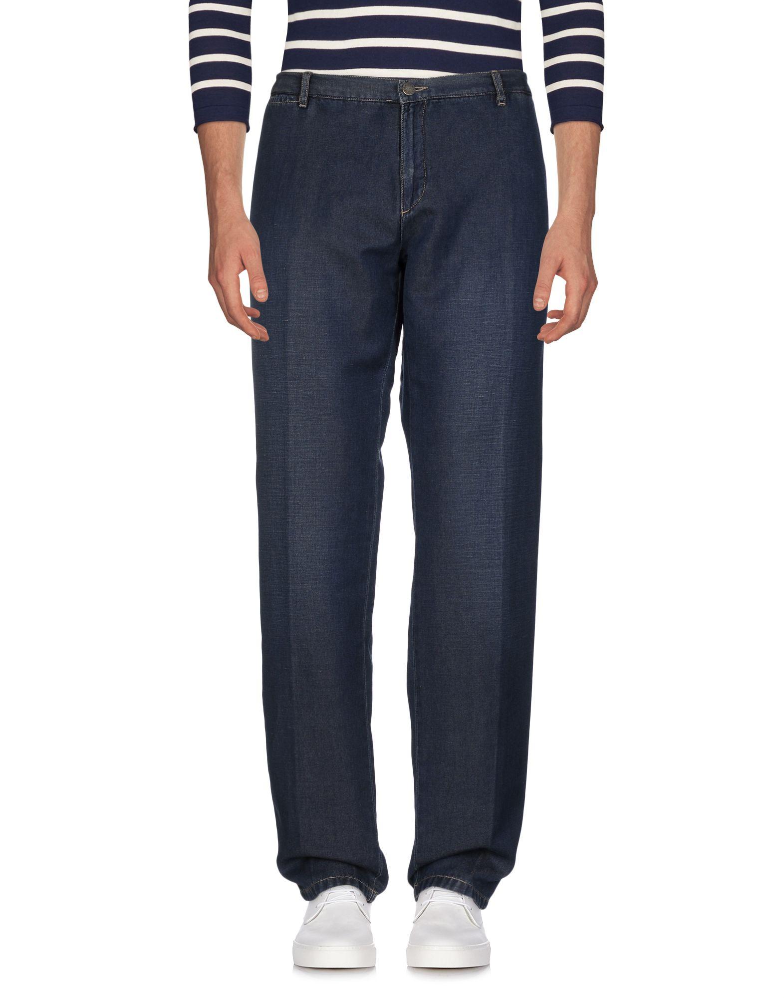 BROOKSFIELD ROYAL BLUE Джинсовые брюки цена 2017