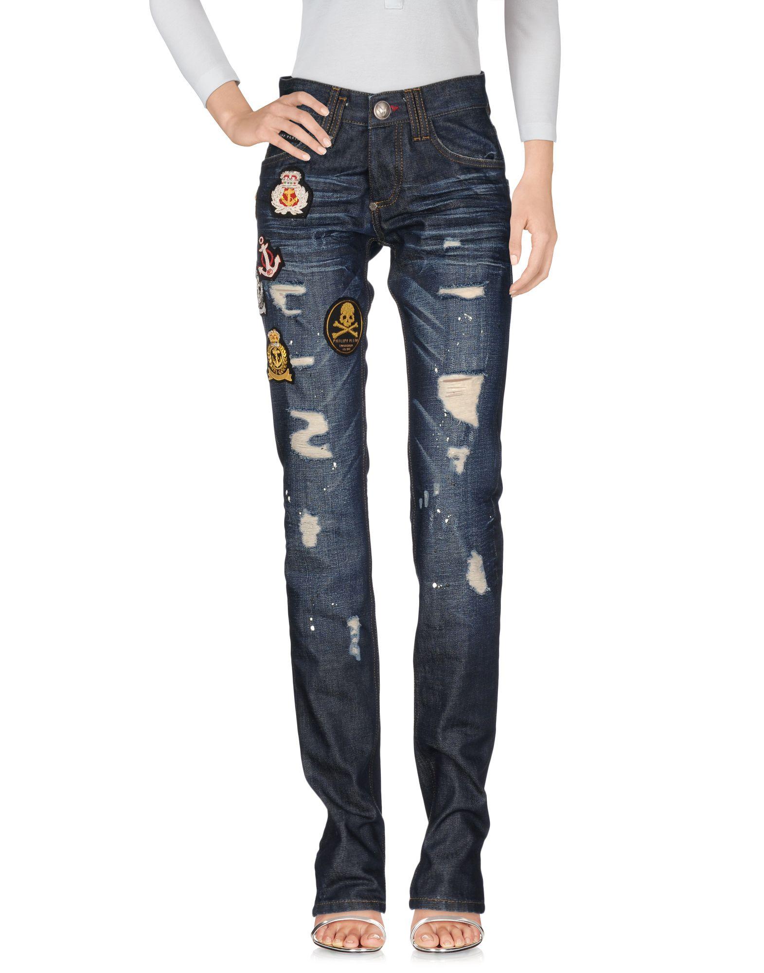 PHILIPP PLEIN Джинсовые брюки фильтр на приус 23300 74330