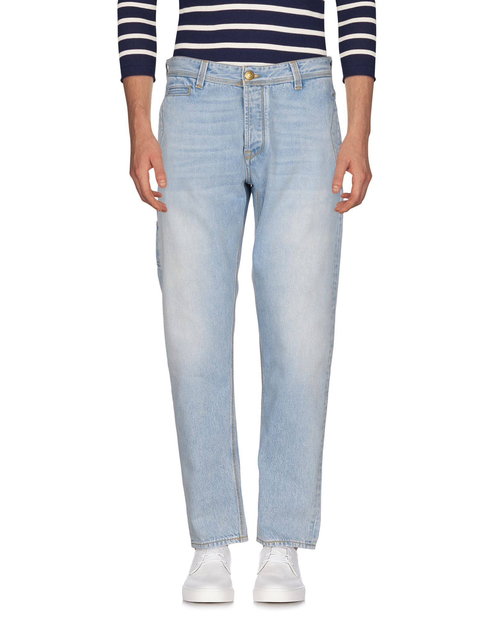 Фото BALLANTYNE Джинсовые брюки. Купить с доставкой