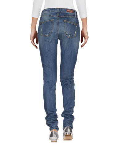 Фото 2 - Джинсовые брюки от REIGN синего цвета