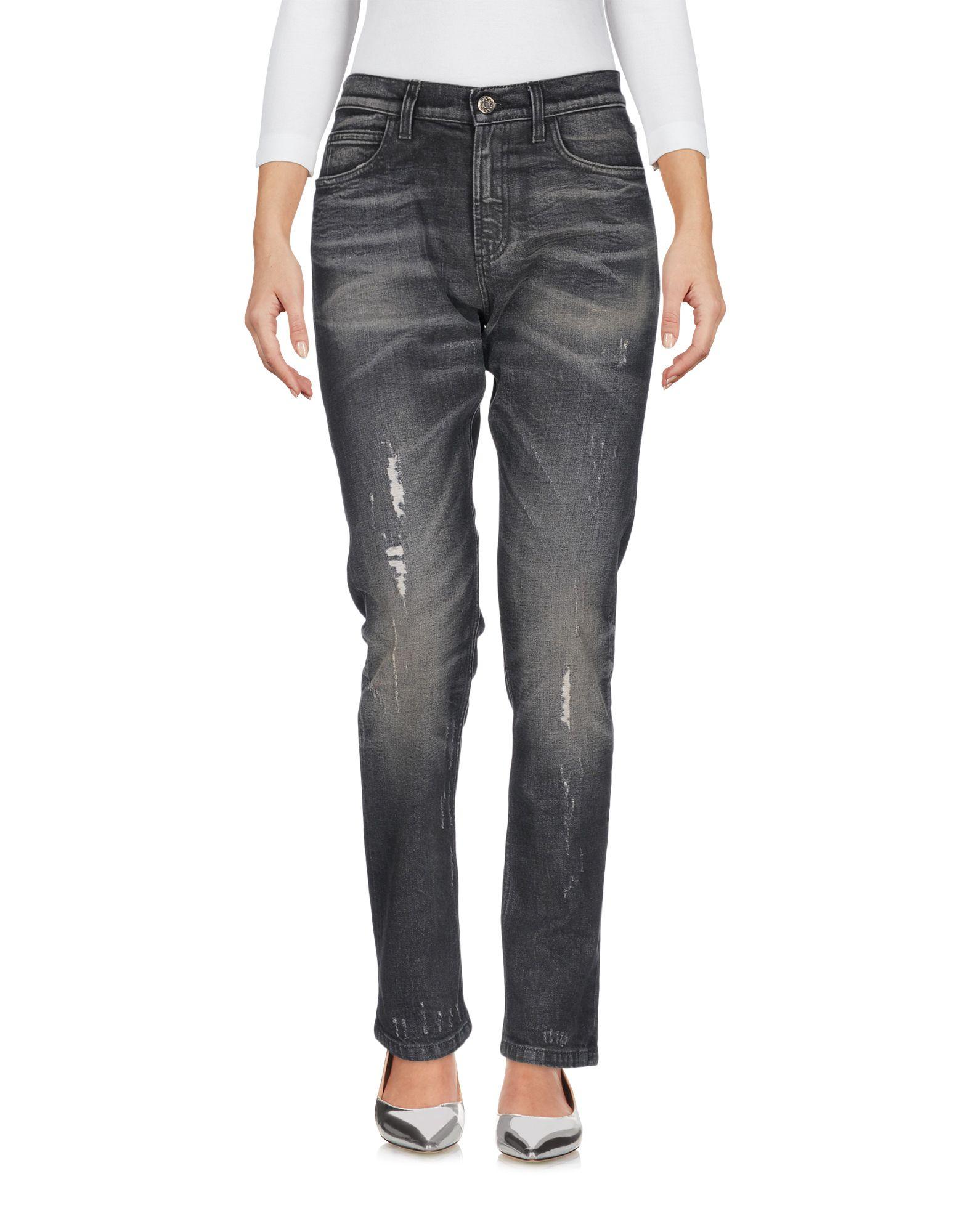 GUCCI Джинсовые брюки gucci кожаные сапоги