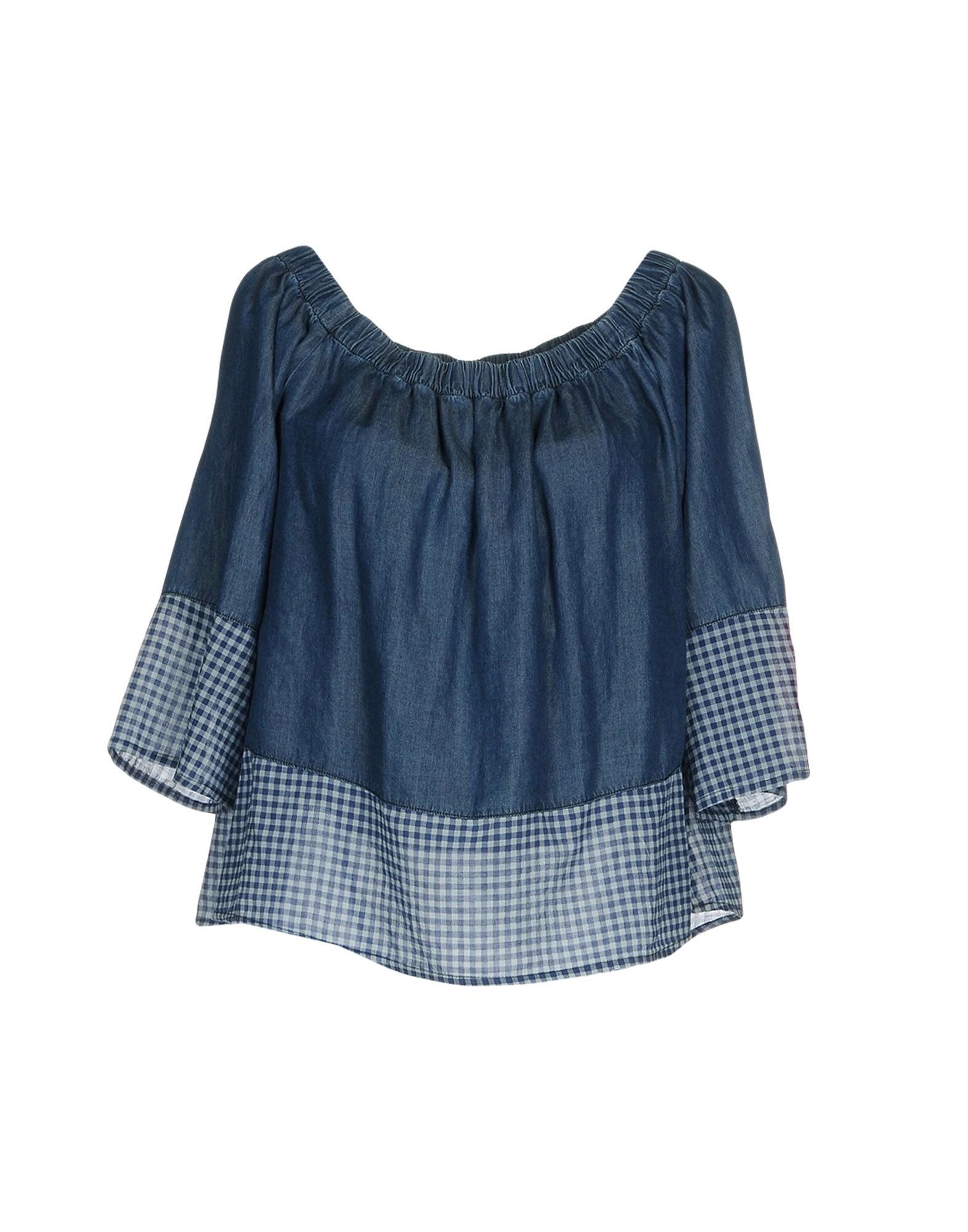 LIU •JO Джинсовая рубашка недорго, оригинальная цена