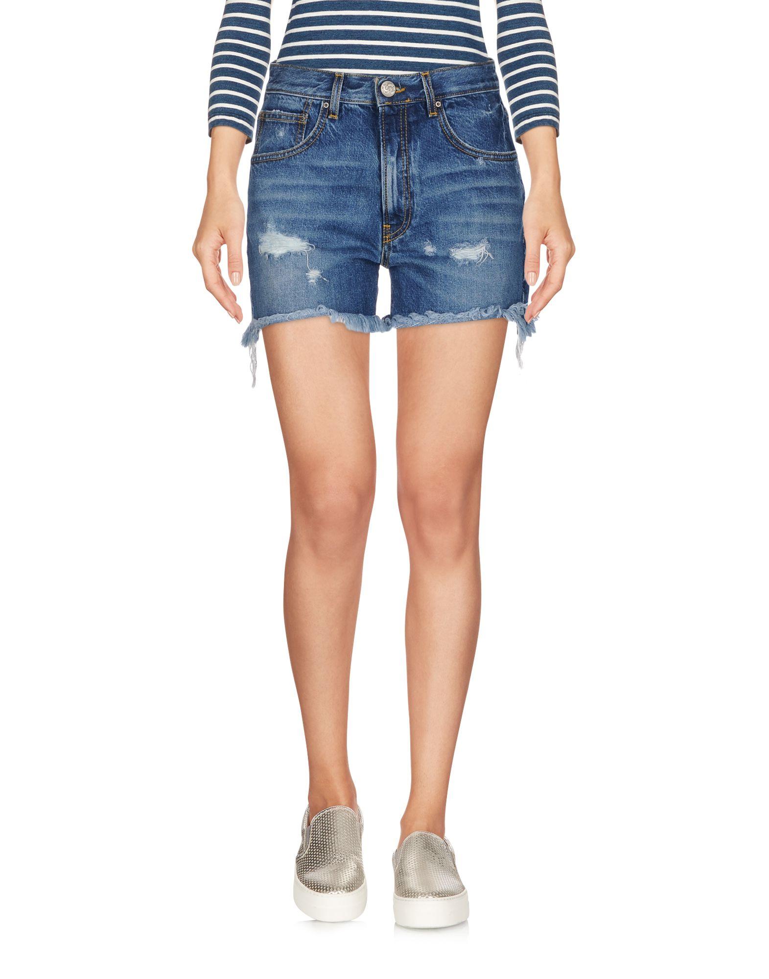 ONEDRESS ONELOVE Джинсовые шорты onedress onelove джинсовая верхняя одежда