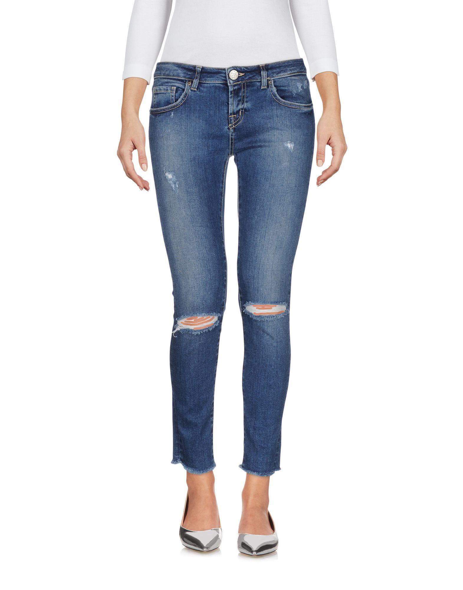 ONEDRESS ONELOVE Джинсовые брюки onedress onelove джинсовая верхняя одежда