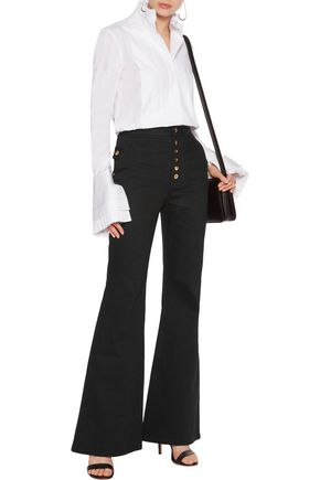 ELLERY High-rise flared jeans