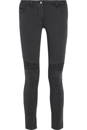 BELSTAFF Mawgan moto-style low-rise skinny jeans