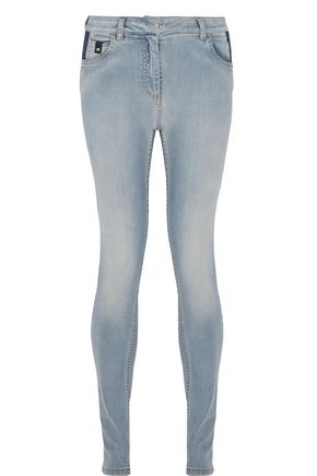 Belstaff WOMAN TERA HIGH-RISE SKINNY JEANS LIGHT DENIM