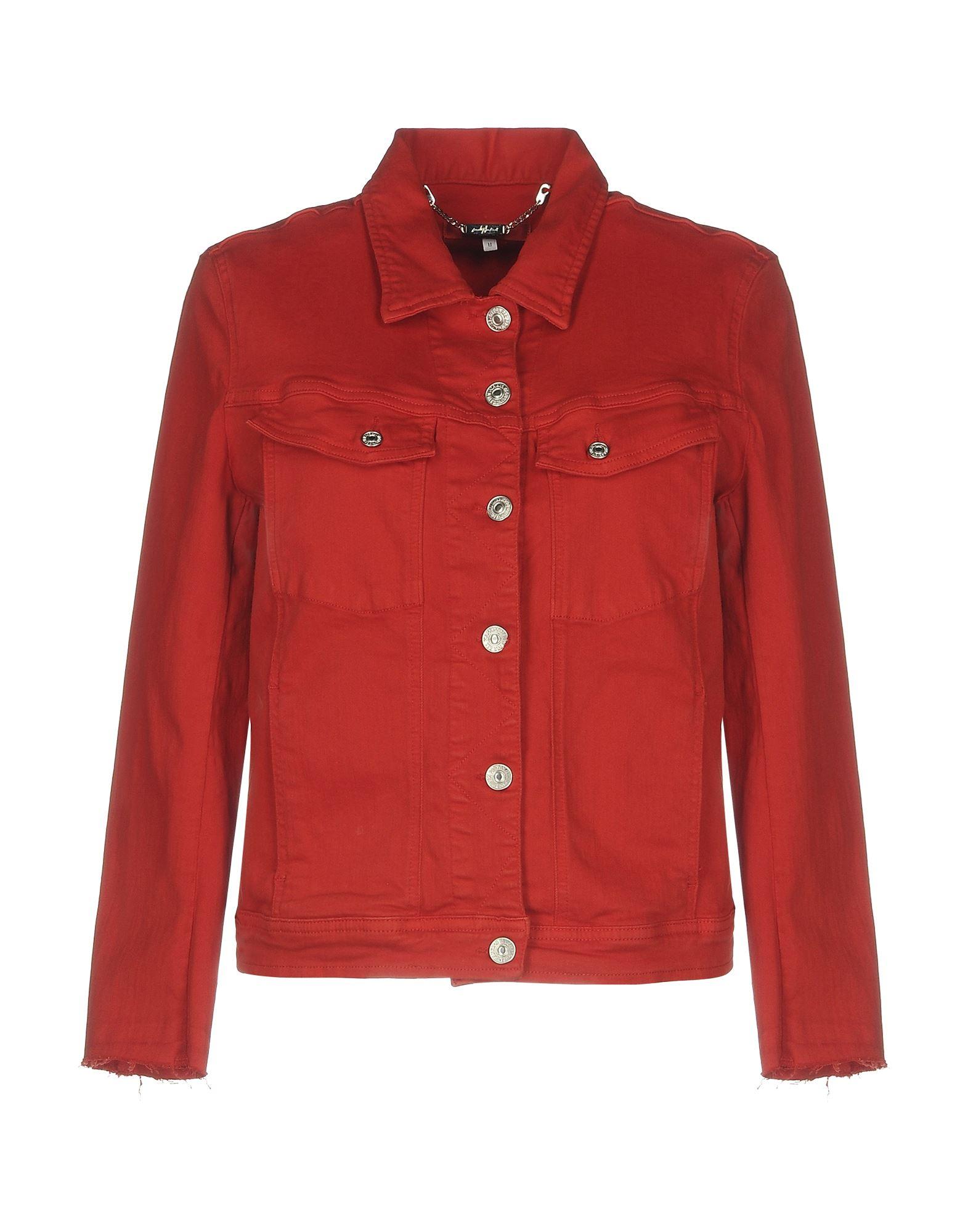 7 FOR ALL MANKIND Джинсовая верхняя одежда 26 7 twentysixseven джинсовая верхняя одежда