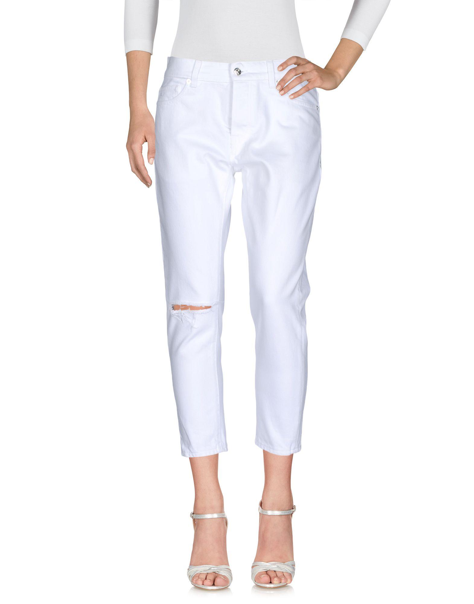 NINE:INTHE:MORNING Джинсовые брюки цена 2017