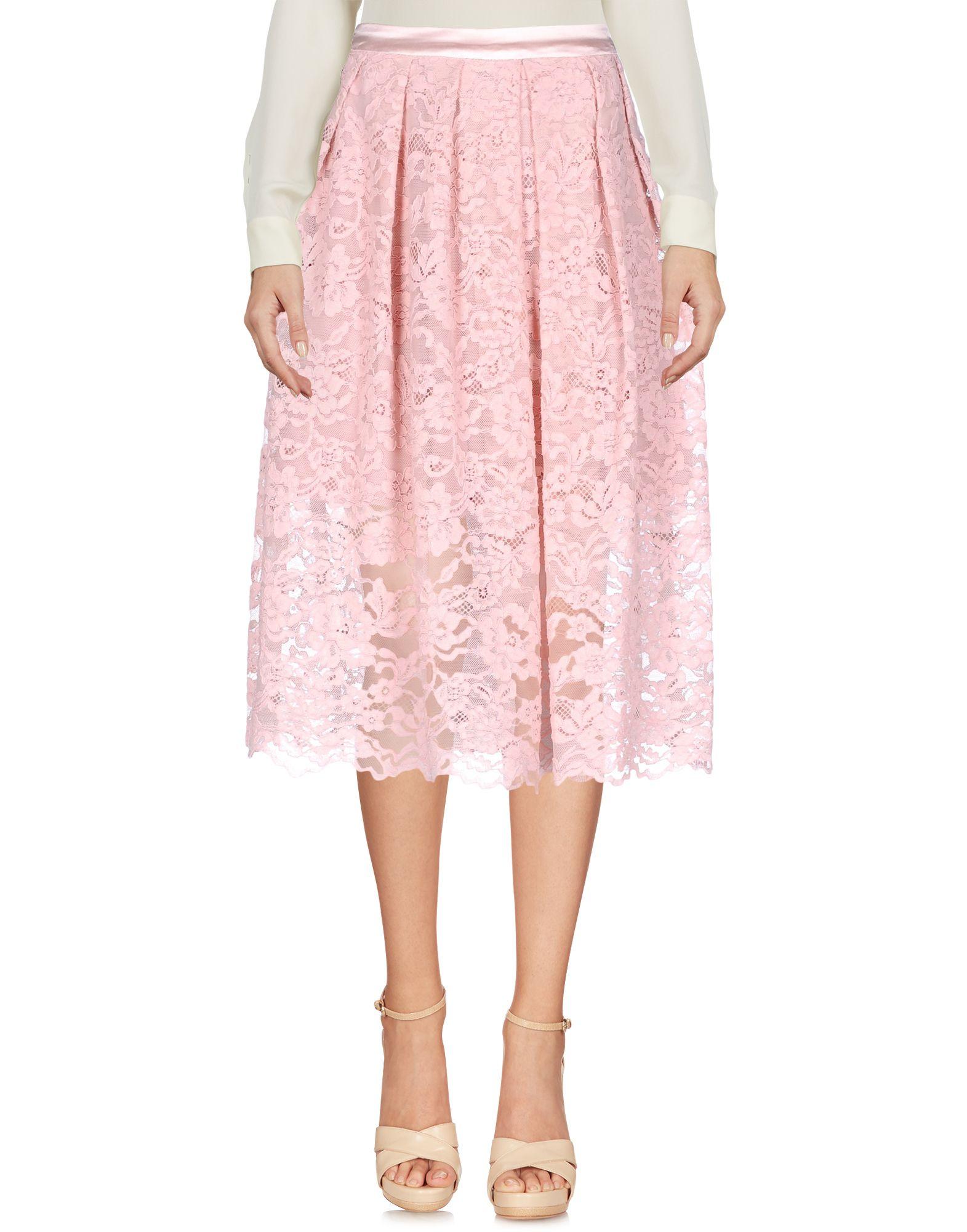 INTERDEE | INTERDEE® 3/4 Length Skirts 42642294 | Goxip