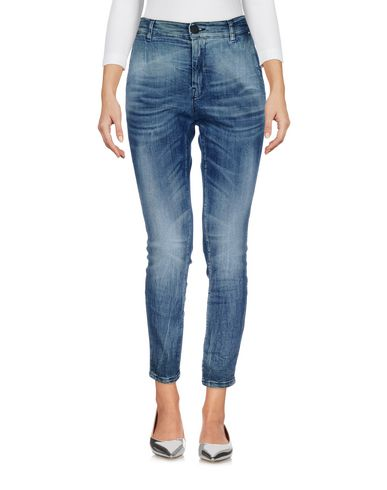 Джинсовые брюки от AN UPDATE