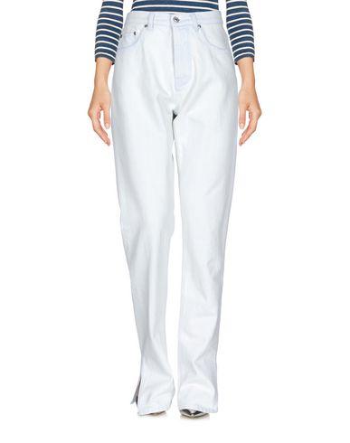 MSGM Pantalon en jean femme