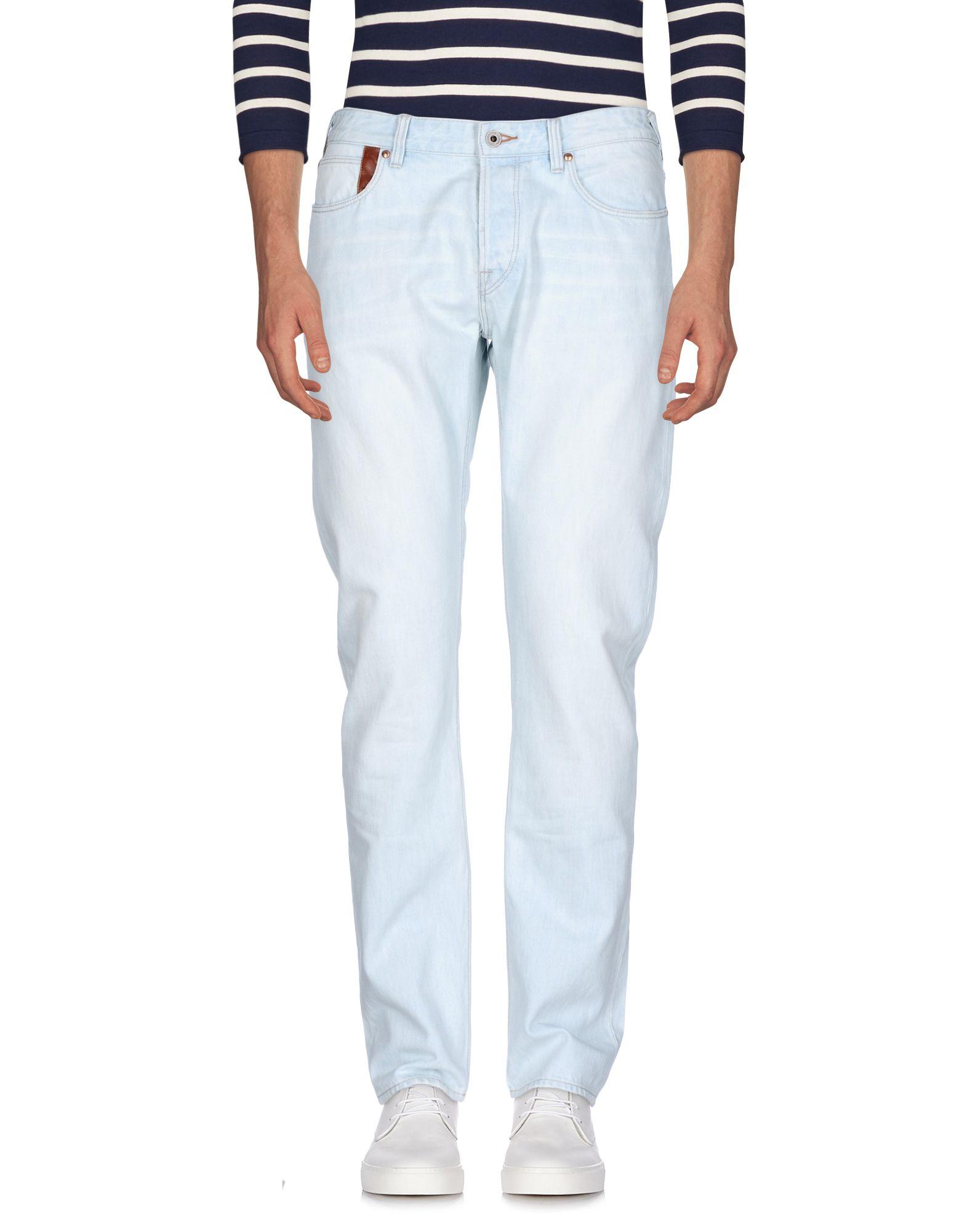 купить RED EAR JAPAN by PAUL SMITH Джинсовые брюки по цене 7800 рублей