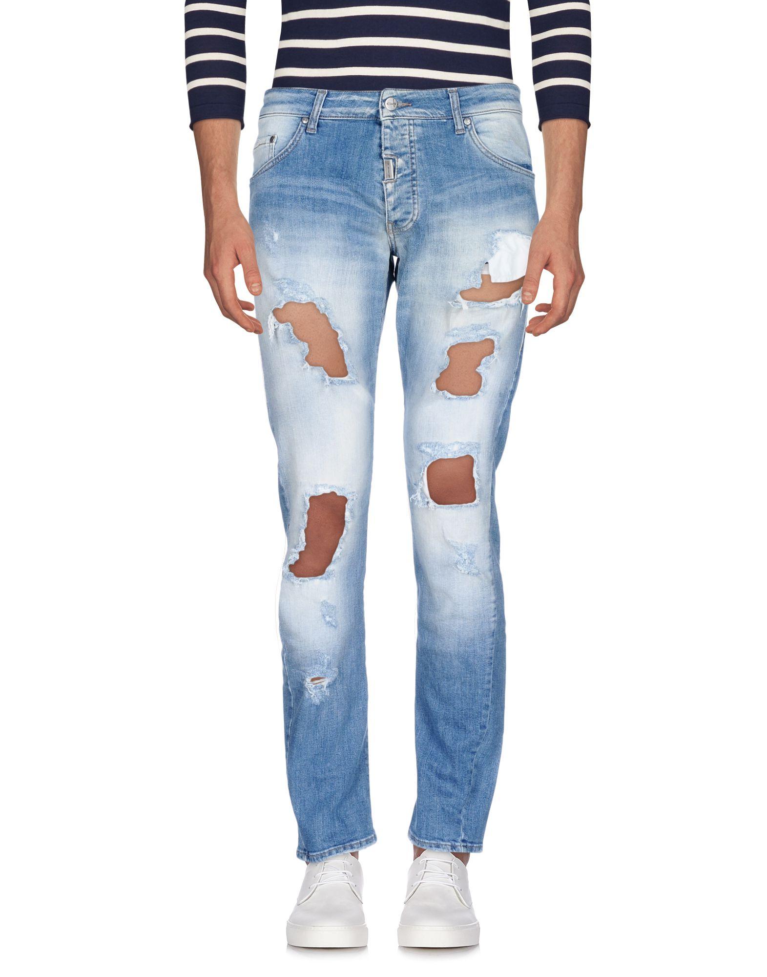 ABSOLUT JOY Джинсовые брюки