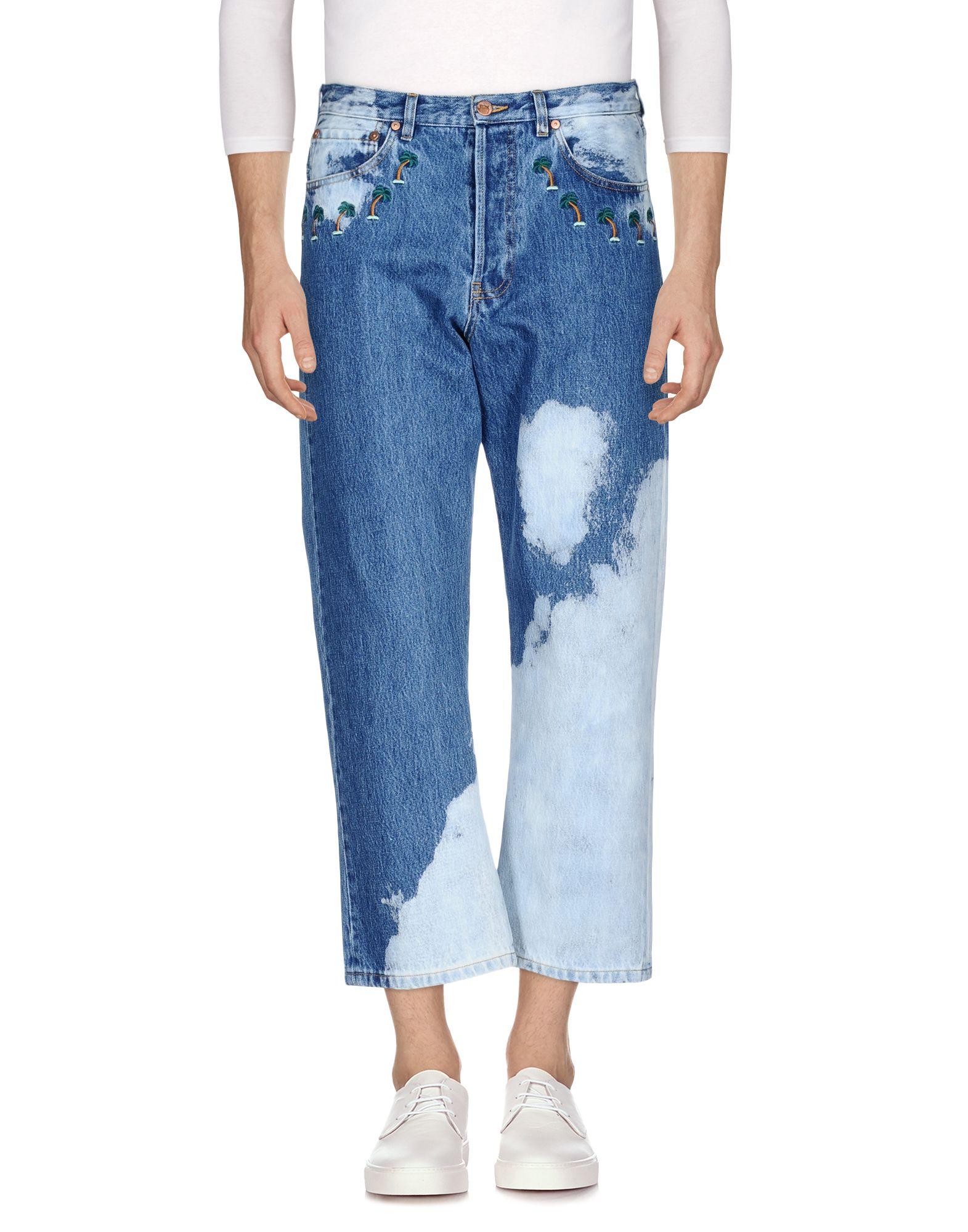 LUPE Джинсовые брюки