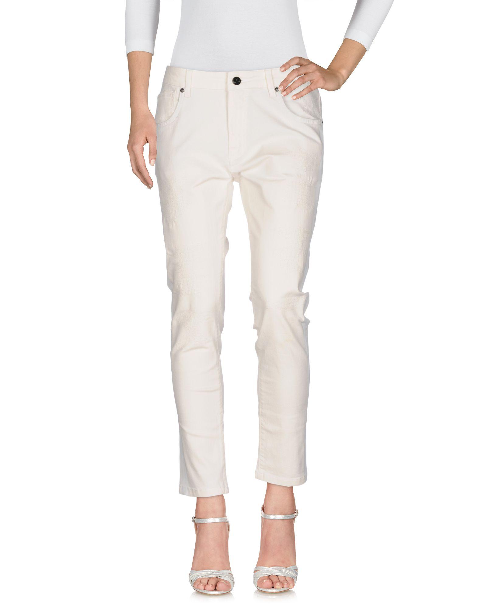 JIJIL LE BLEU Джинсовые брюки каталог le bunny bleu