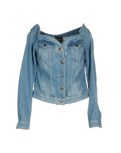 Купить Джинсовая верхняя одежда синего цвета