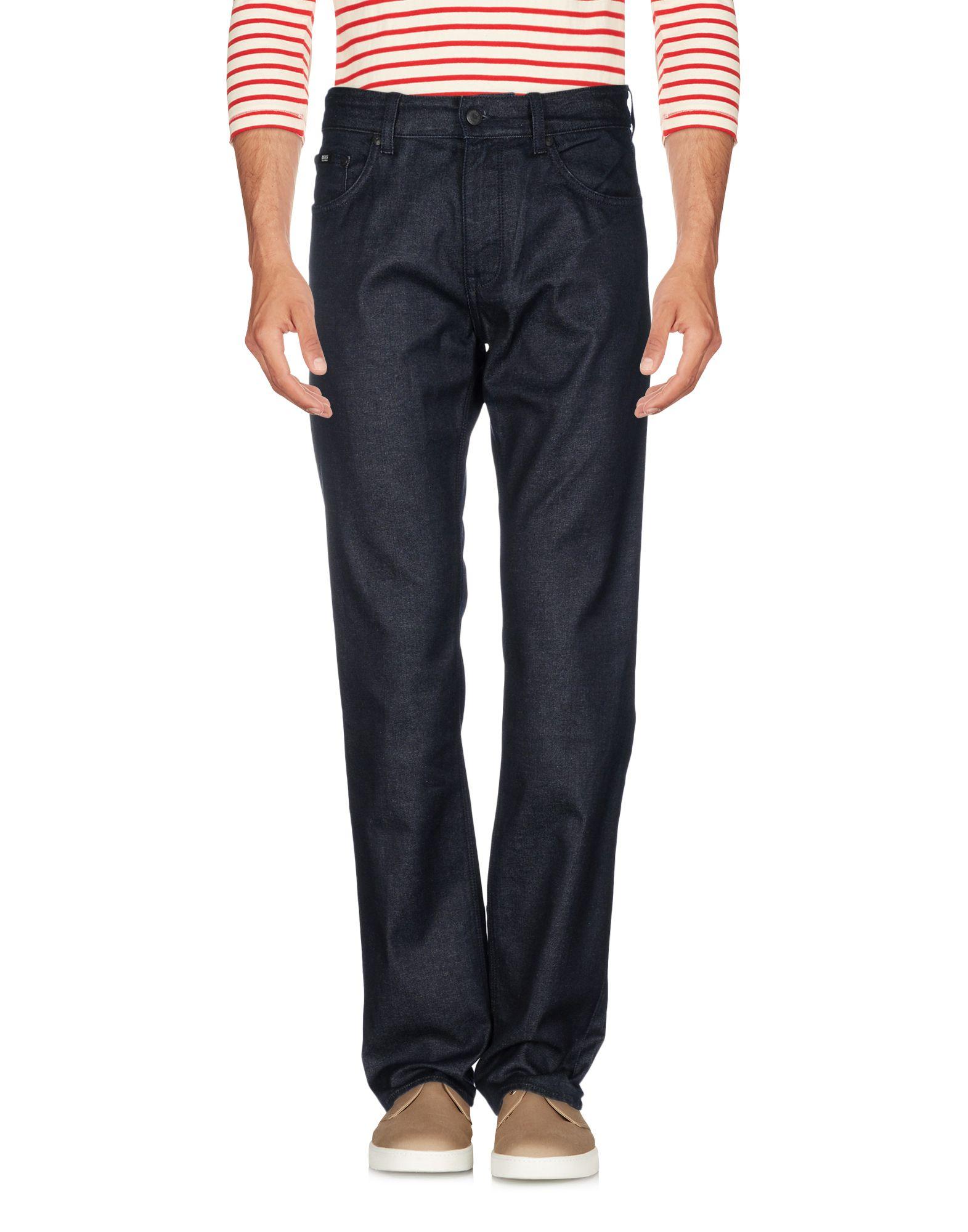 BOSS BLACK Джинсовые брюки dismero джинсовые брюки