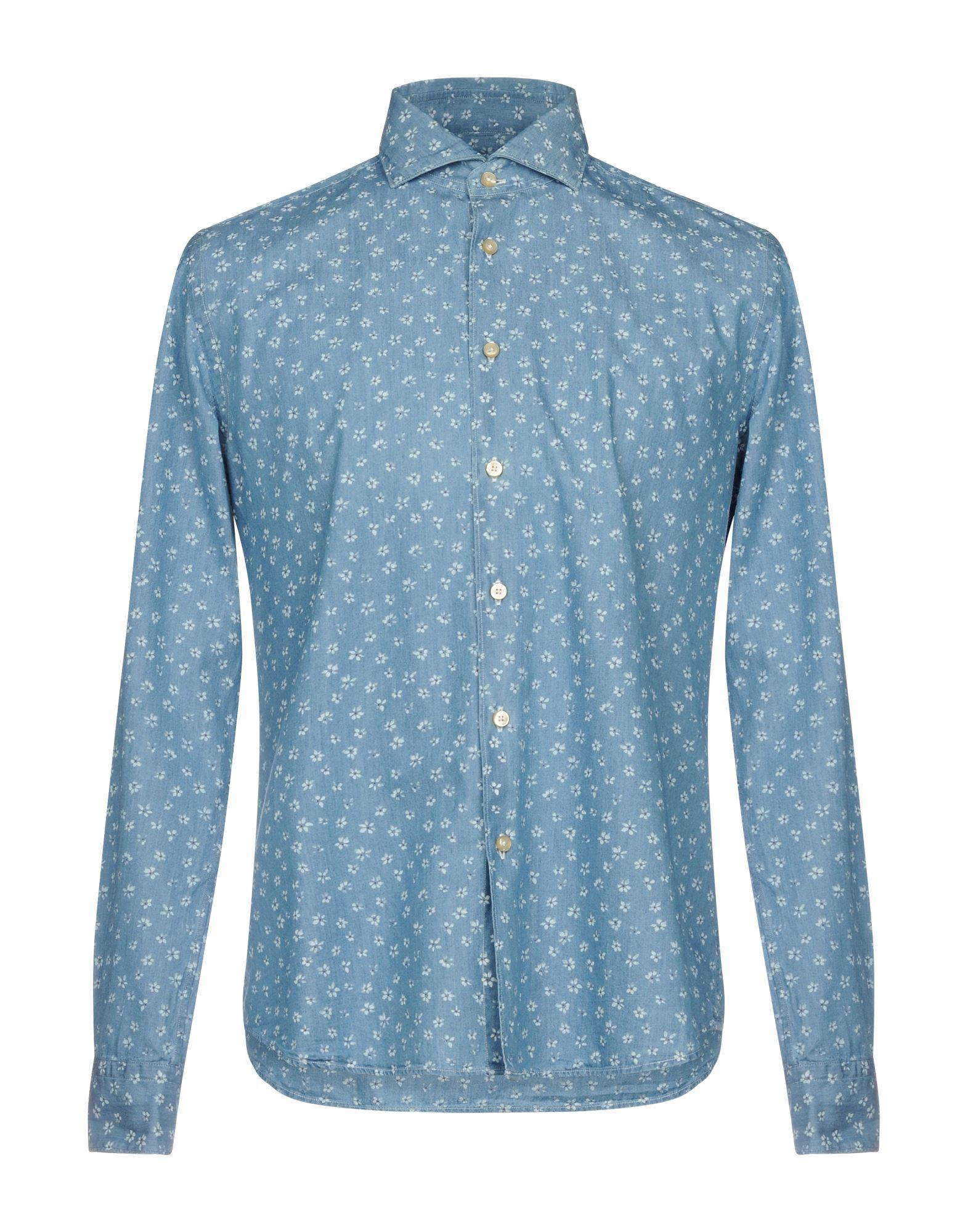 XACUS Джинсовая рубашка