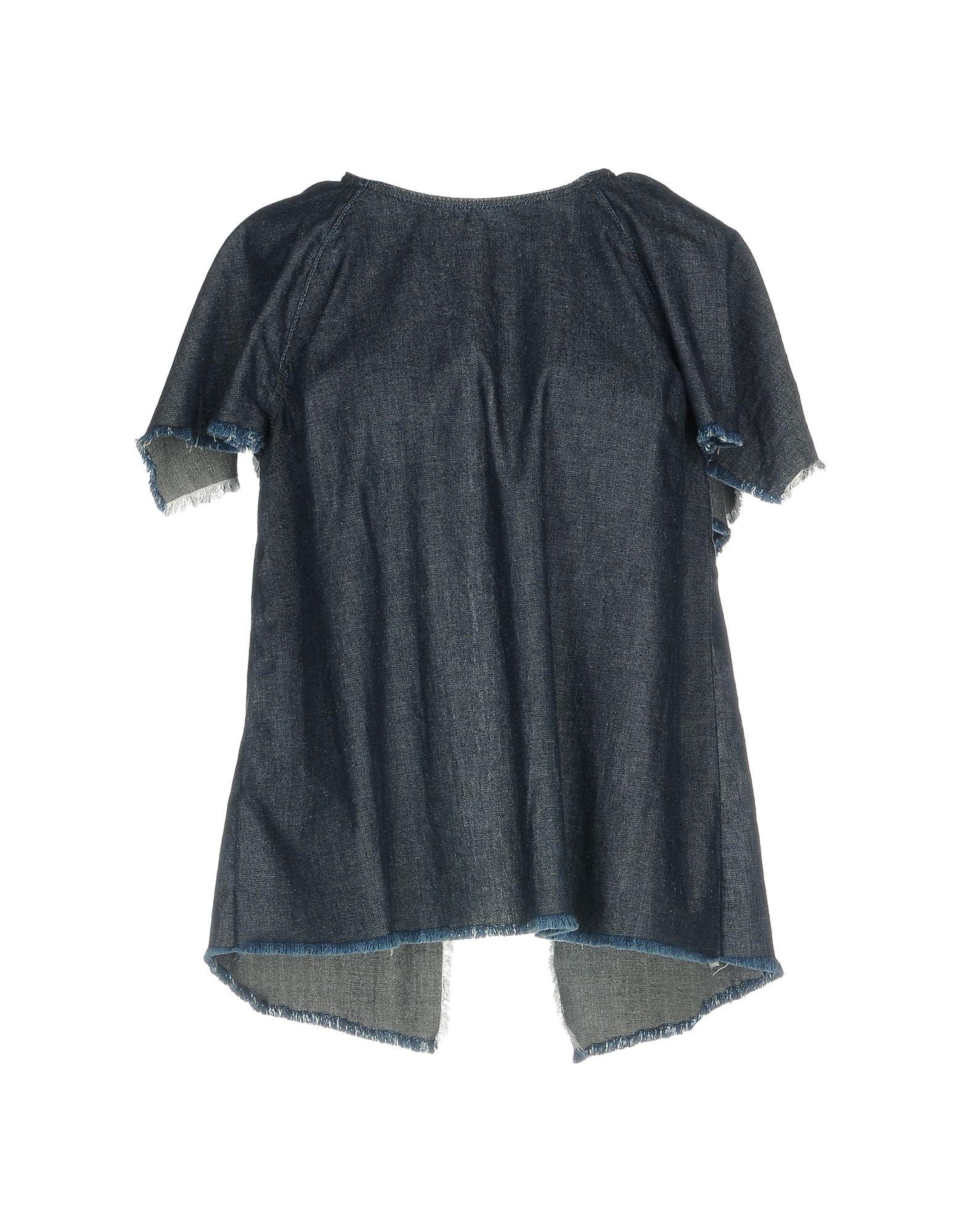 PINKO Джинсовая рубашка цена 2017