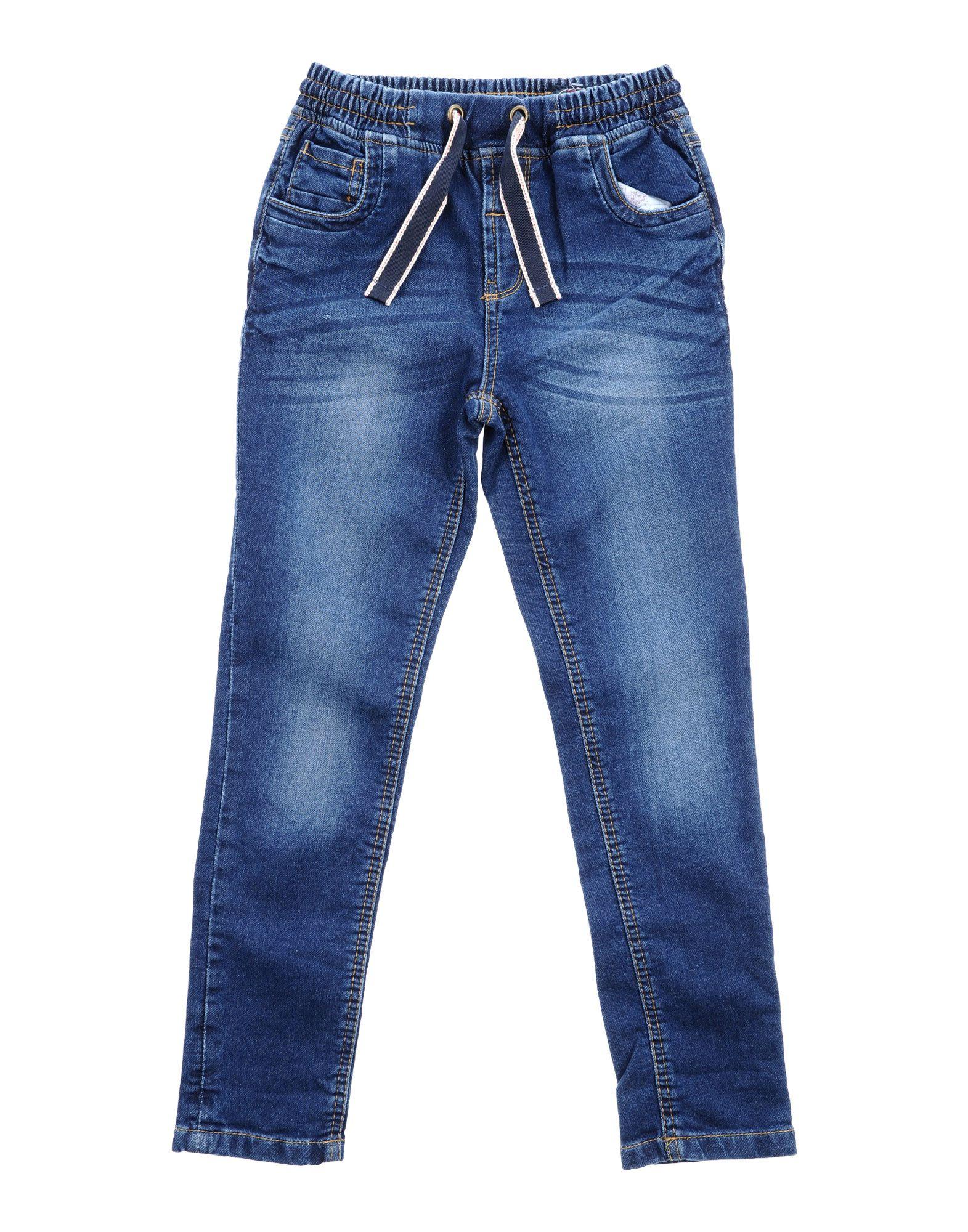 SP1 Джинсовые брюки брюки текстильные джинсовые для девочек 110 362110 синий деним ean 4690244732001