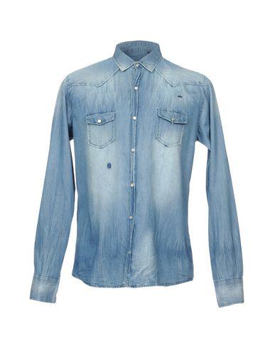 Джинсовая рубашка от 1° GENITO
