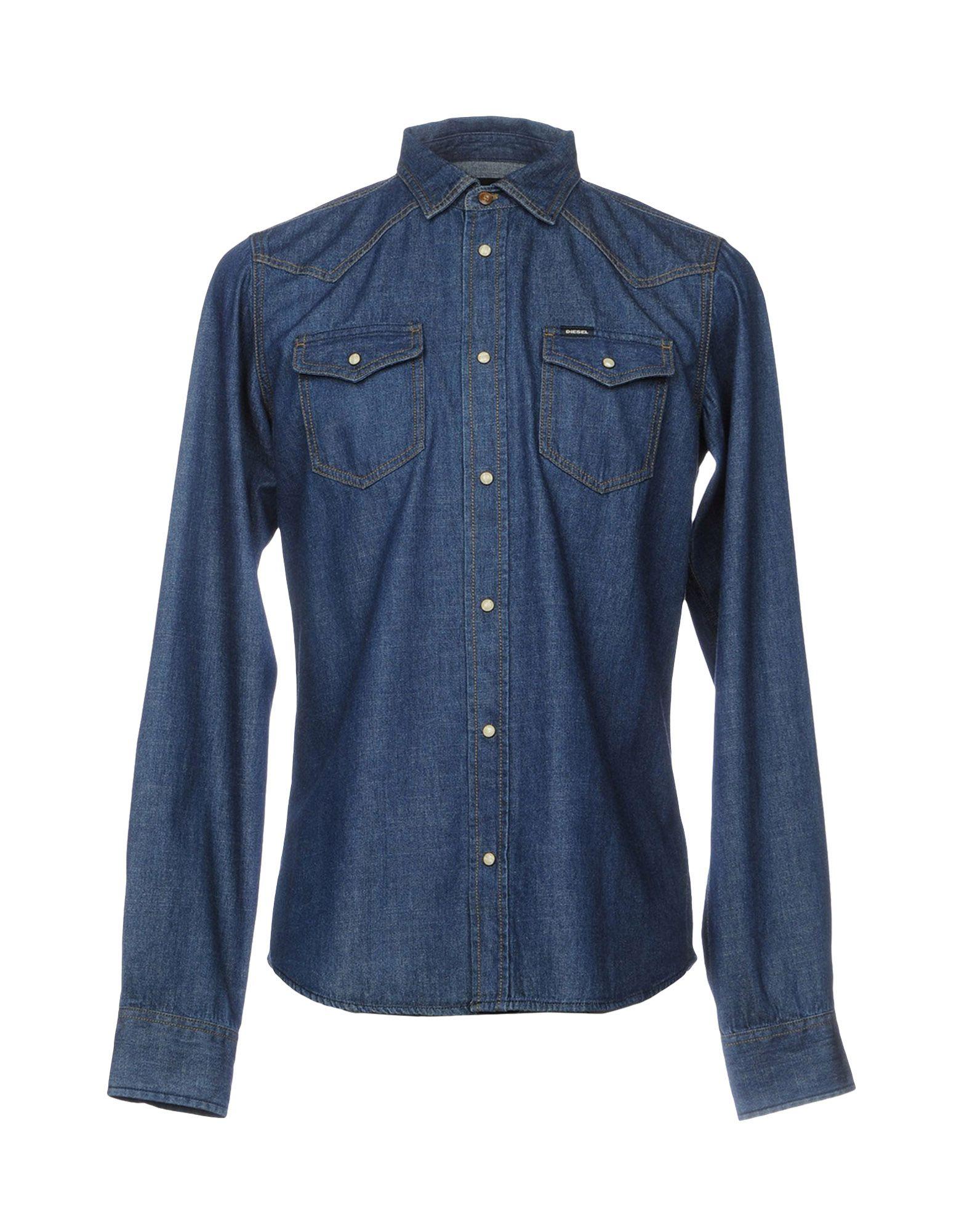 DIESEL Джинсовая рубашка накладной светильник favourite pintura 1479 1w