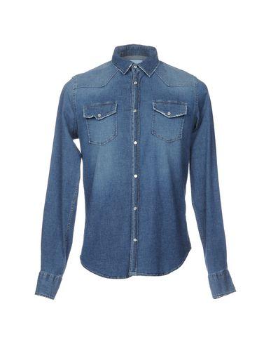 Джинсовая рубашка от GUYA G.
