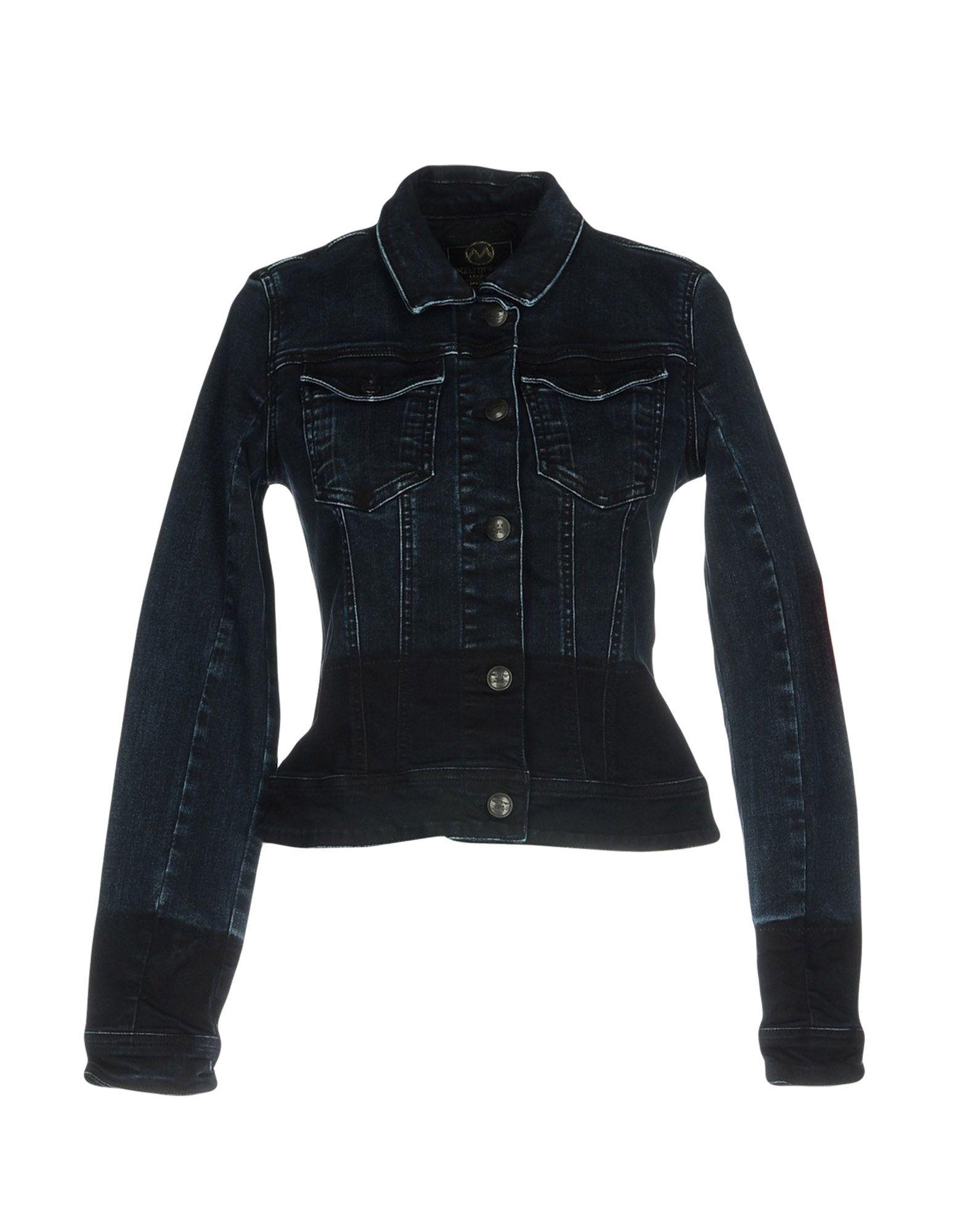 все цены на MELTIN POT Джинсовая верхняя одежда онлайн