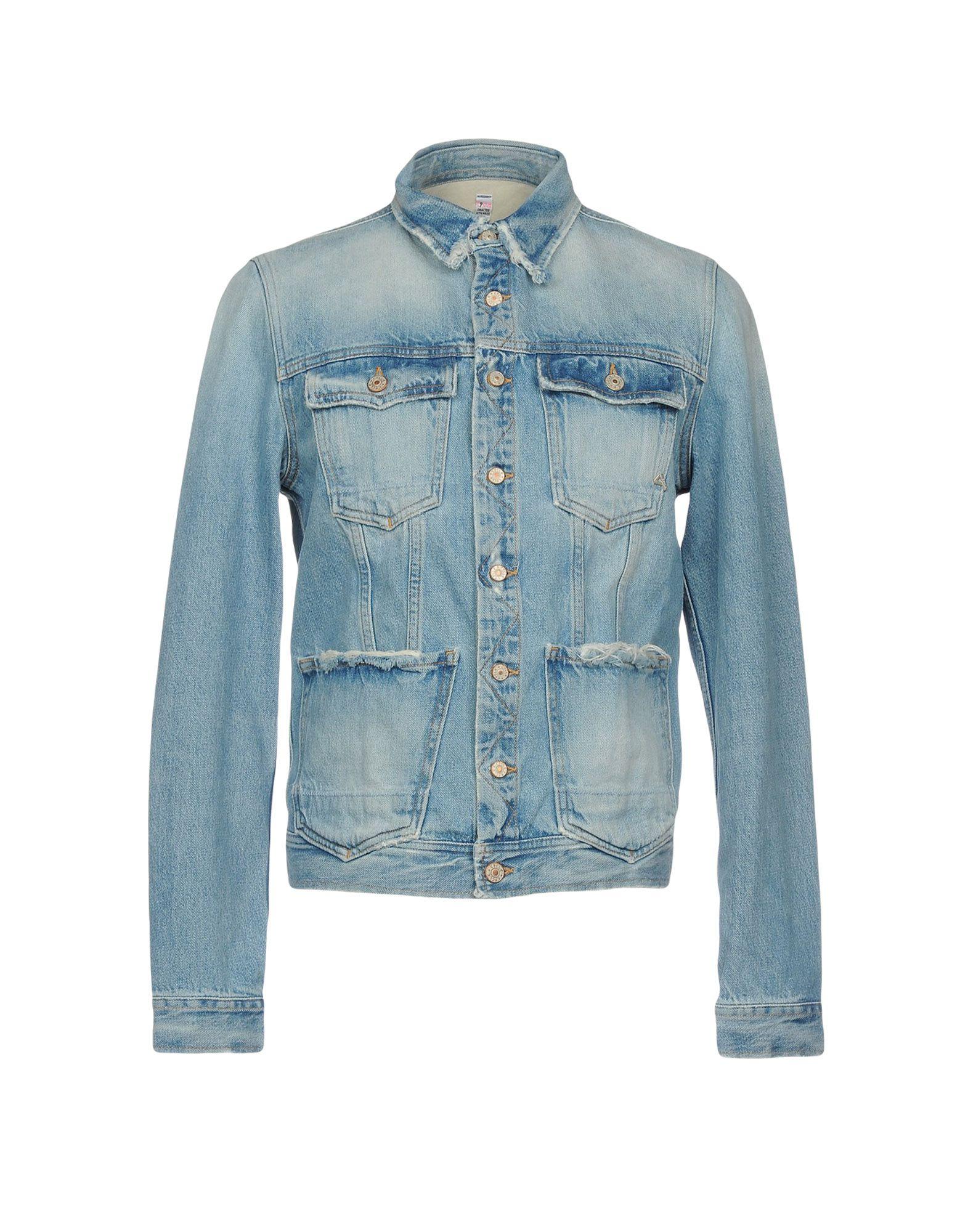 CYCLE Джинсовая верхняя одежда cycle джинсовая верхняя одежда