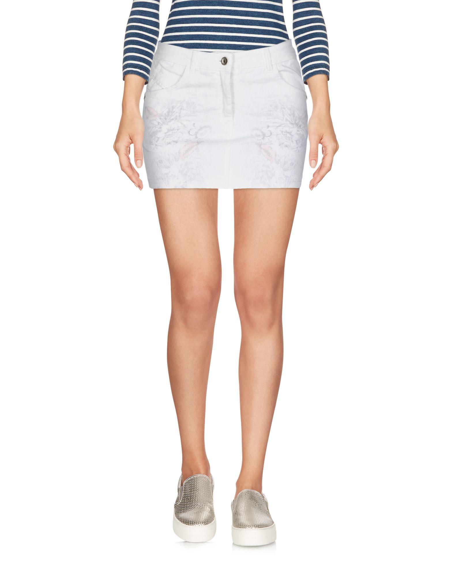 Фото - PEPE JEANS Джинсовая юбка pieces джинсовая юбка