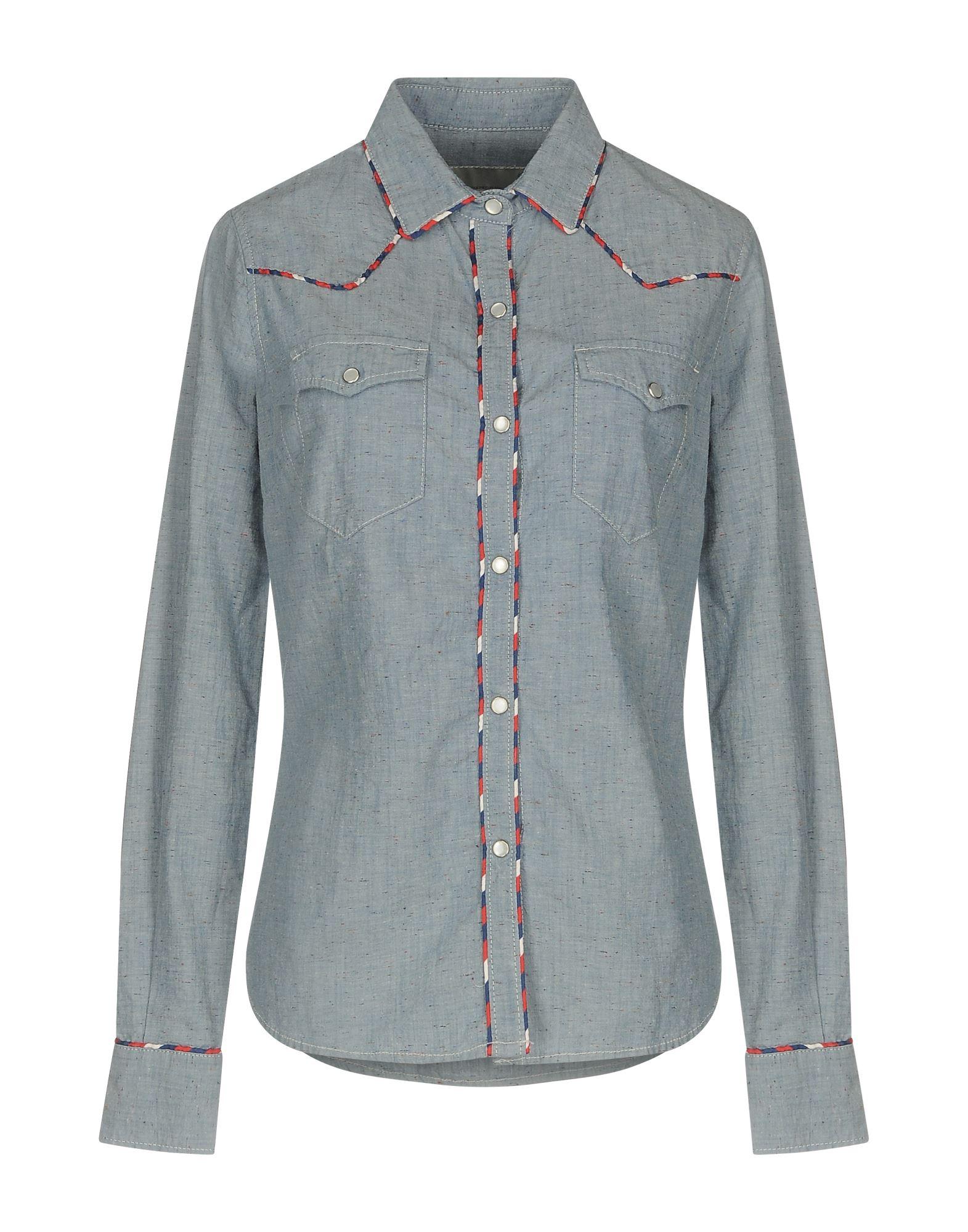 ROŸ ROGER'S Джинсовая рубашка рубашка джинсовая 3 12 лет
