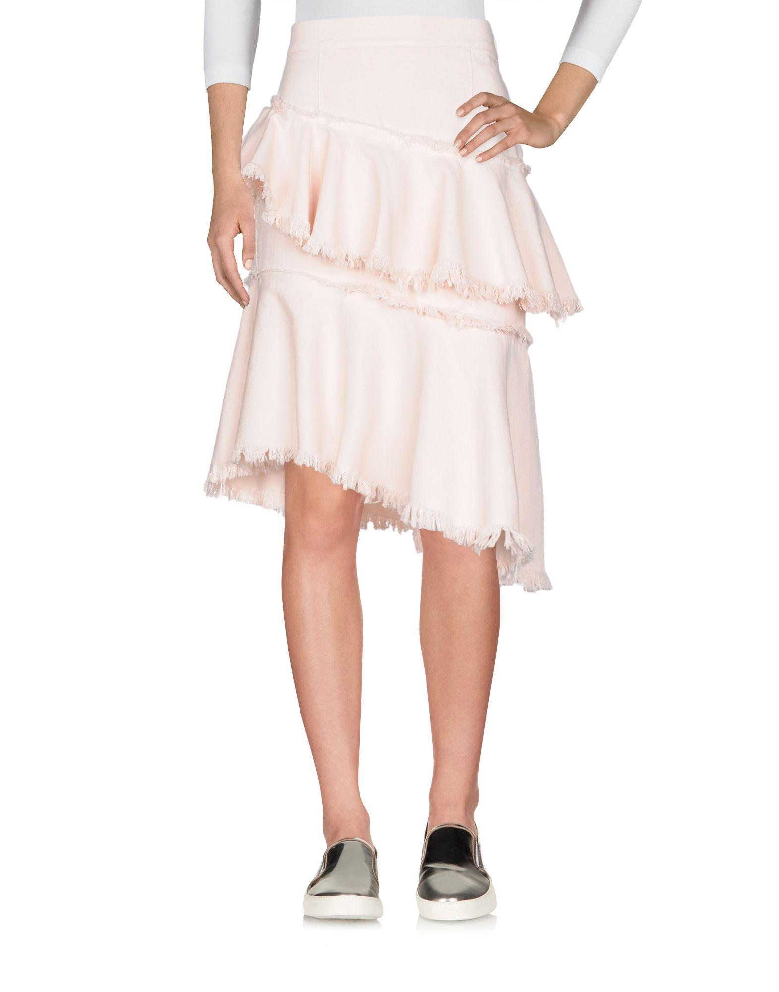 Фото - MARCO BOLOGNA Джинсовая юбка pieces джинсовая юбка