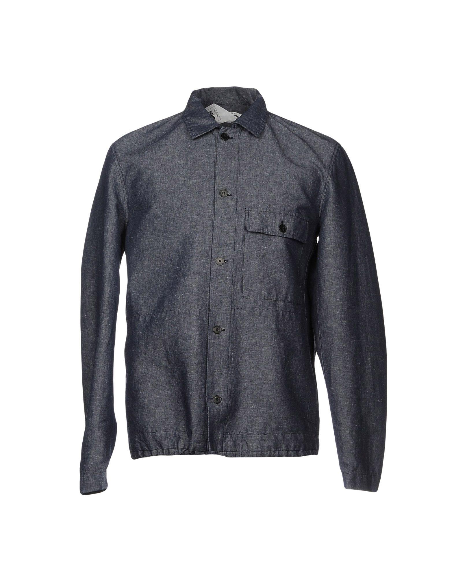 POMANDÈRE Джинсовая рубашка life sux джинсовая рубашка