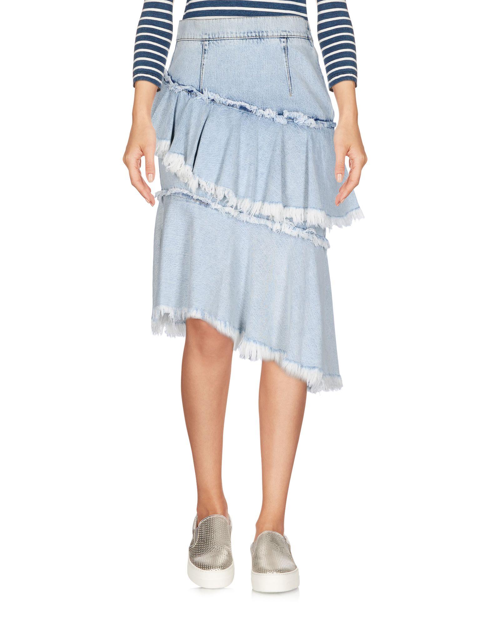 MARCO BOLOGNA Джинсовая юбка marco bologna джинсовая юбка