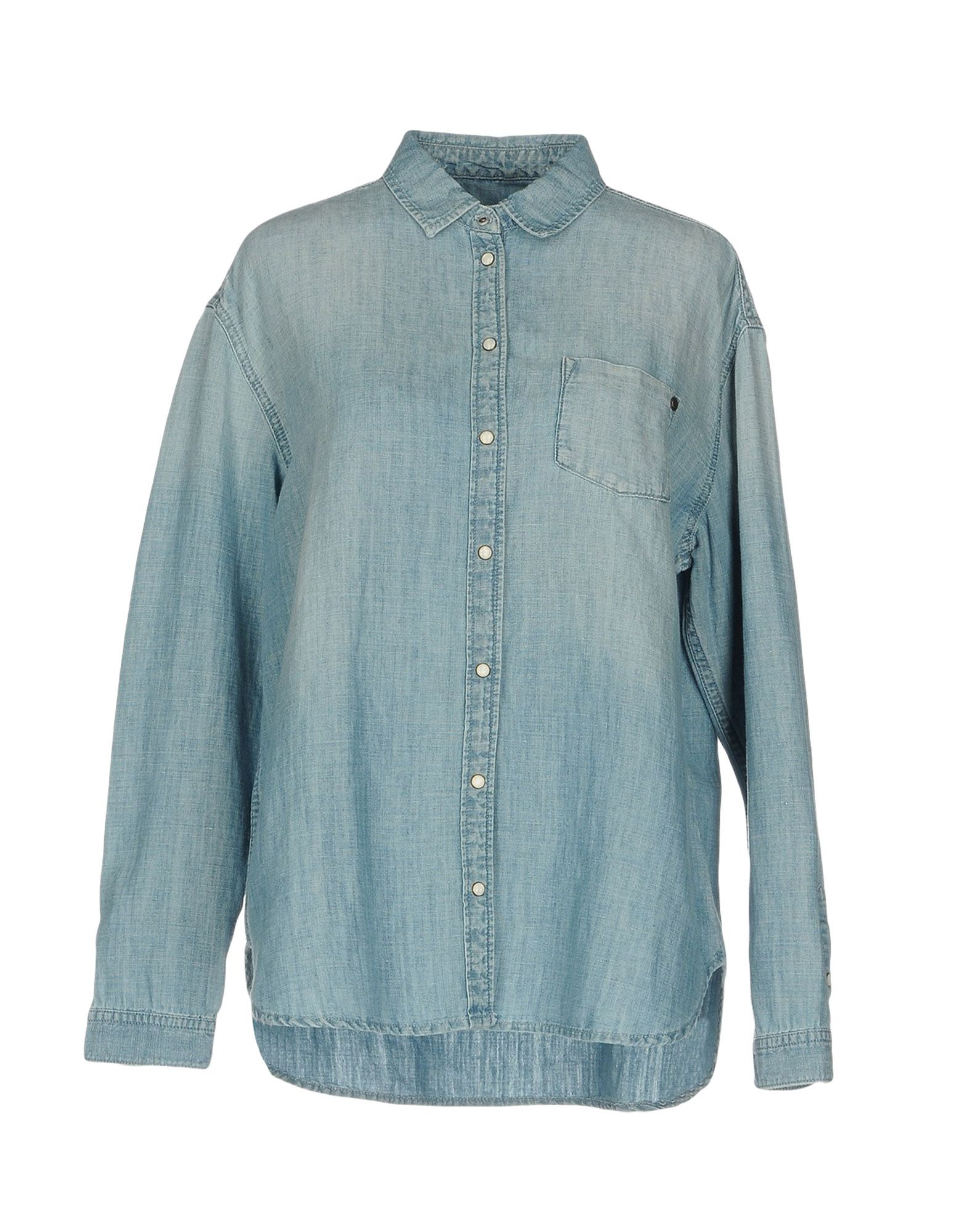 PEPE JEANS Джинсовая рубашка