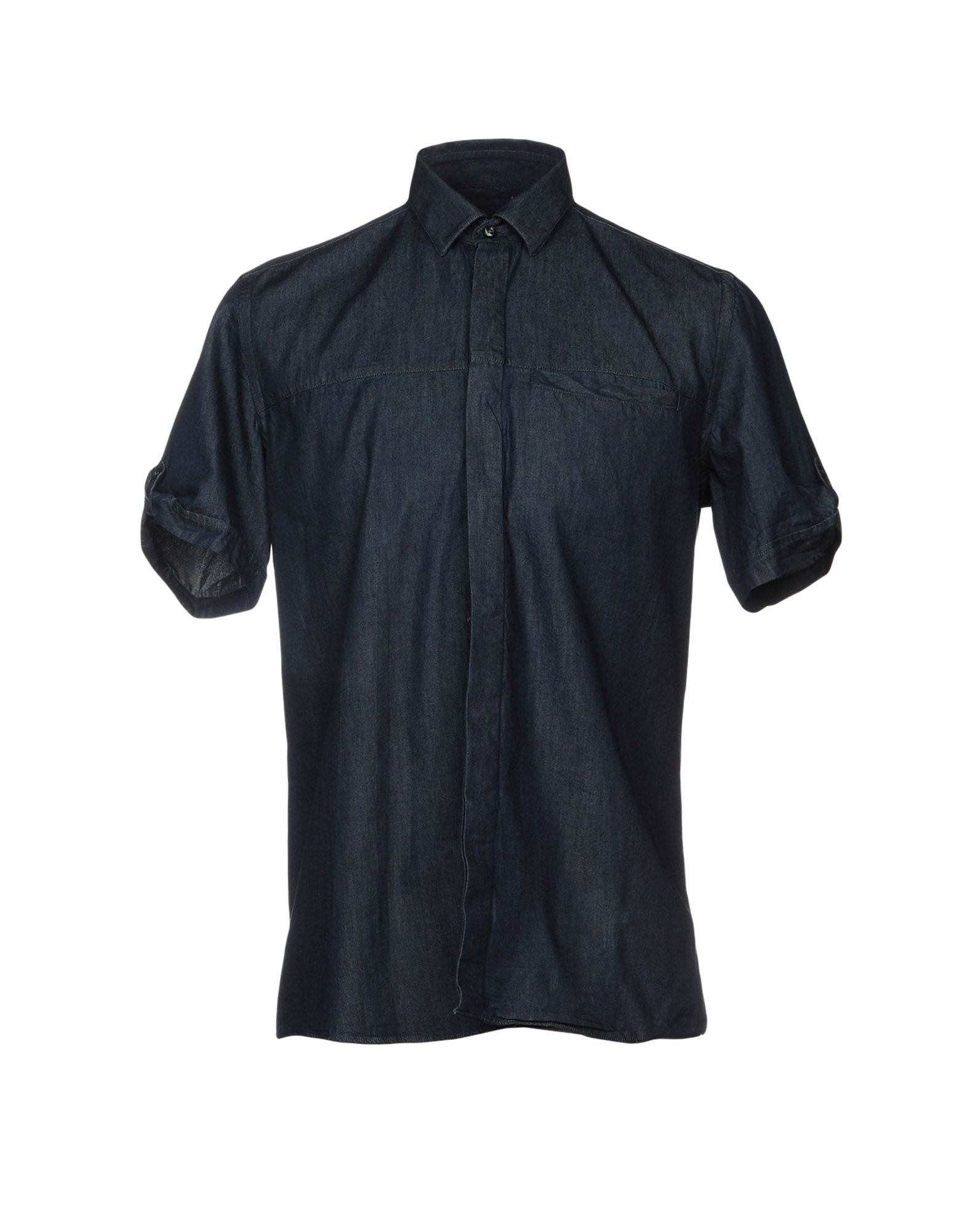 LOW BRAND Джинсовая рубашка сапоги monaco low