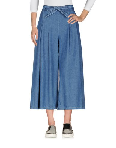 Джинсовые брюки-капри от ARSENAL