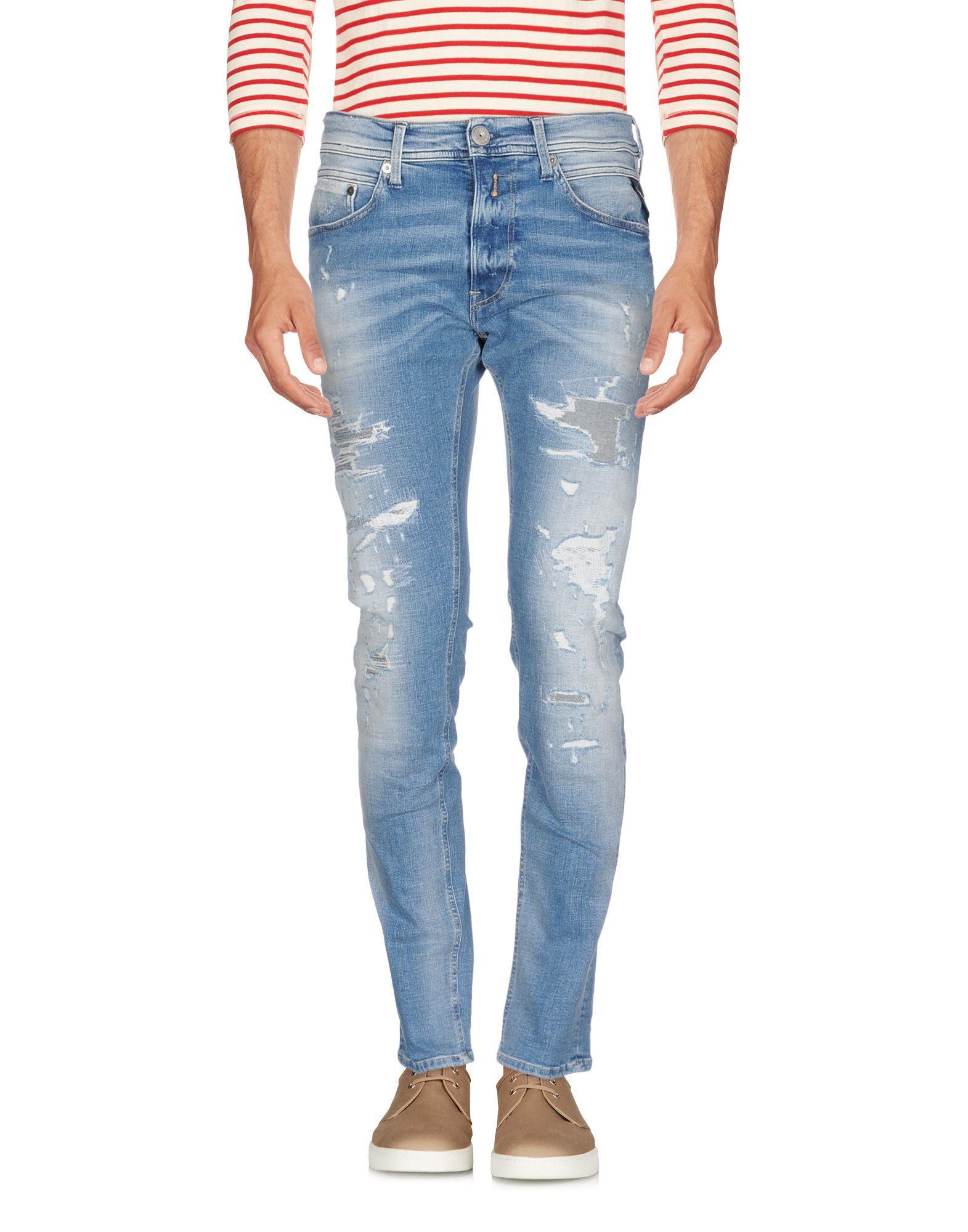REPLAY Джинсовые брюки