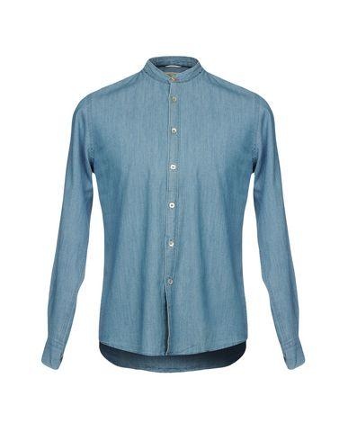 Джинсовая рубашка от ALLEY DOCKS 963