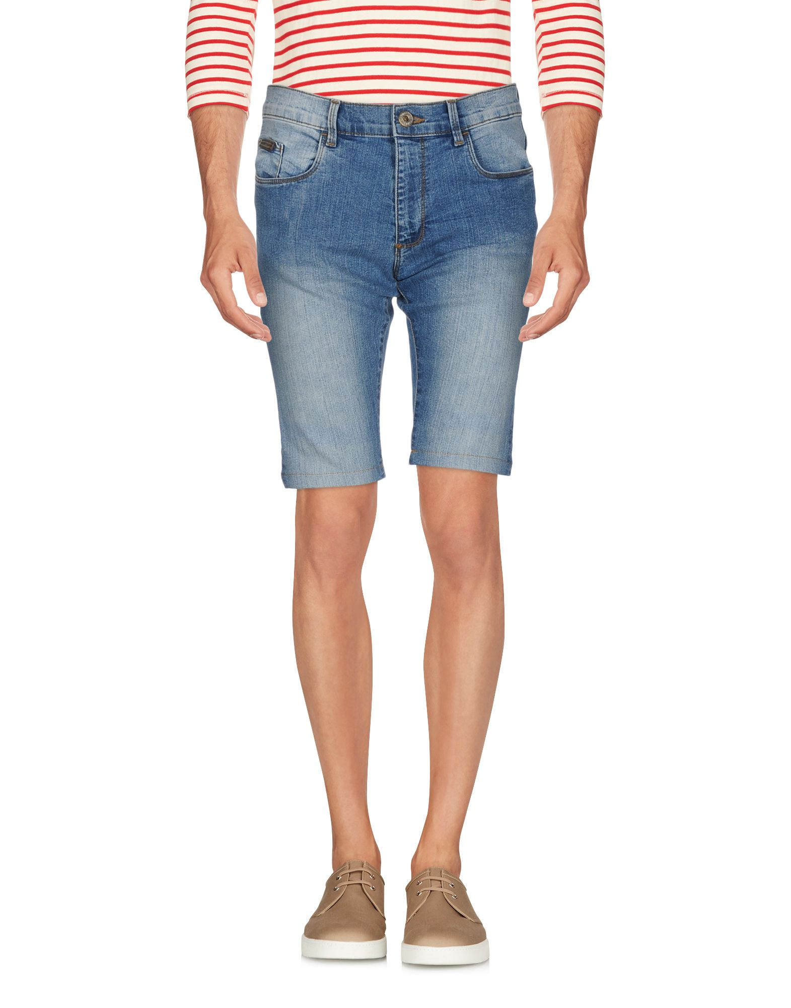TRUSSARDI JEANS Джинсовые бермуды masons jeans джинсовые бермуды