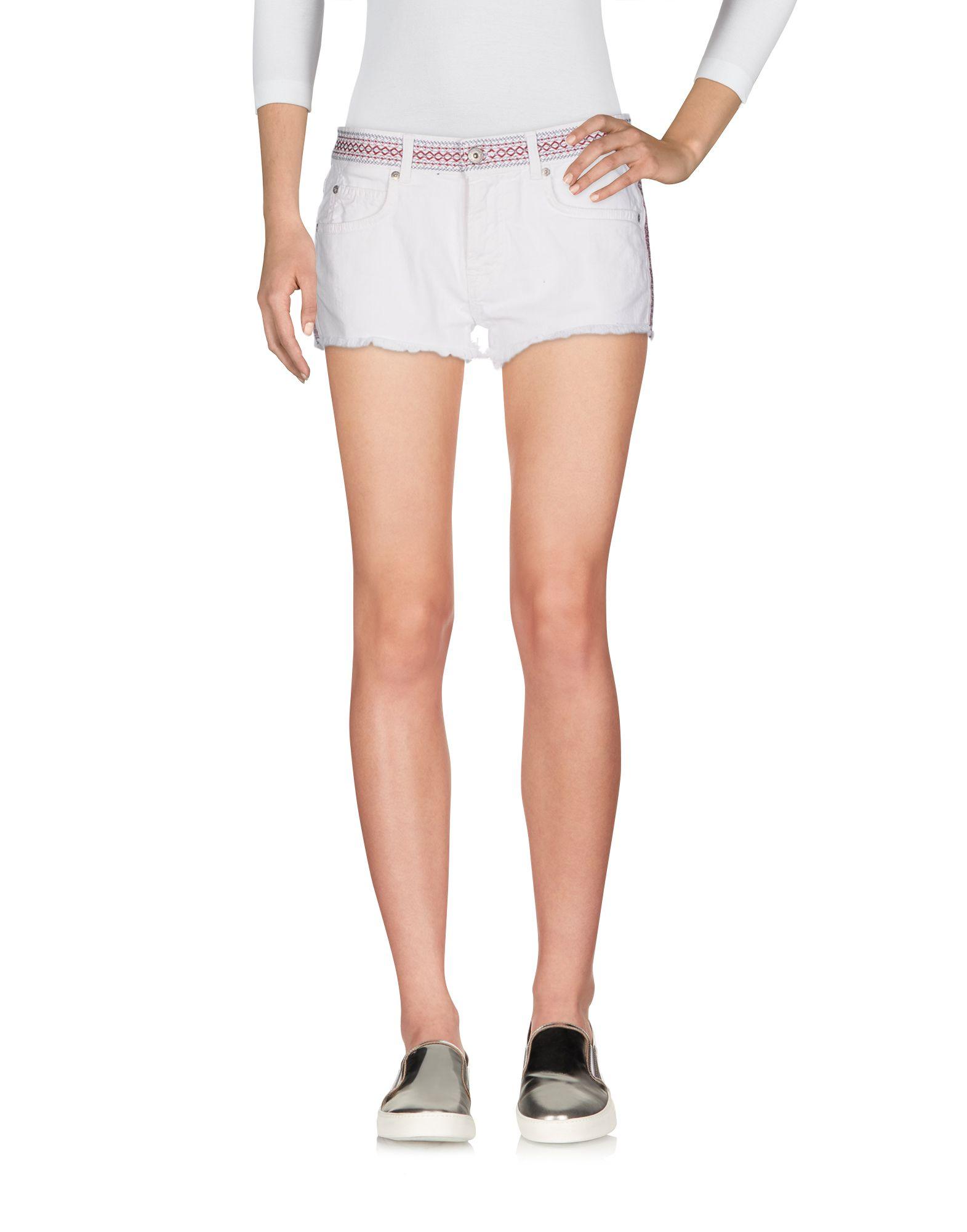 ROŸ ROGER'S Джинсовые шорты superfine джинсовые шорты